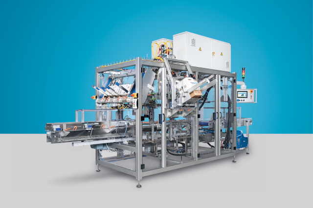 Our Machine type MCP30